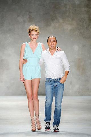 Lily Donaldson & Derek Lam